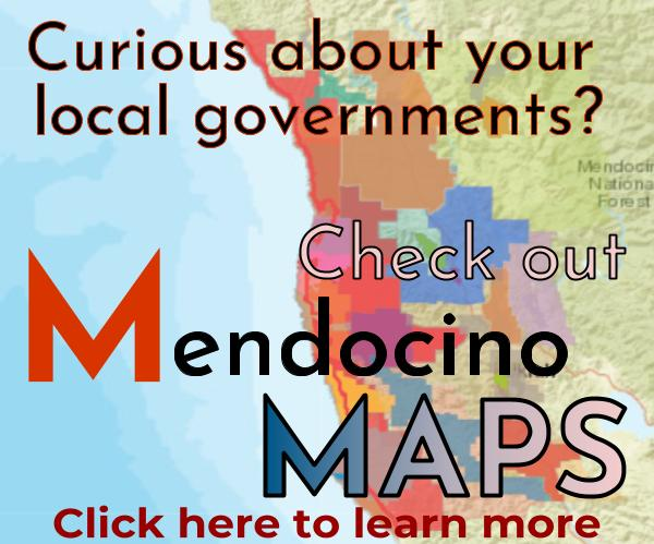 Check out the Mendocino Maps