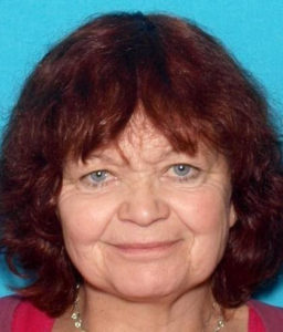 Mary Ann Dow was missing for three days after a mushroom picking trip on Branscomb Road.