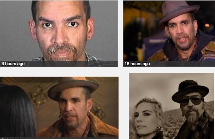 Some available images of Derick Ion Almena, thanks to suggestion by Kym Kemp.
