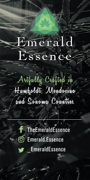 Emerald Essence, Artfully Crafted in Humboldt, Mendocino and Sonoma Counties