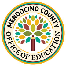 Mendocino County Office of Education seal