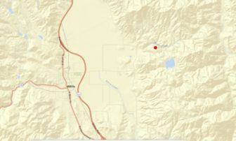 Earthquake rocks Willits, surrounding areas - 3.9 on Richter Scale