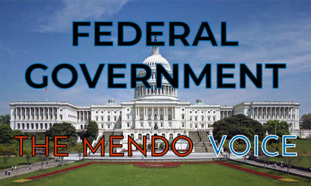 Mendocino Voice Federal Government, Washington, Congress