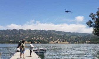 One man found dead in Lake Mendocino -- the search continues for his adult son (updated 5:50 p.m.)